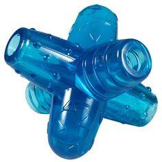 Brinquedo Ps Orka Jack Azul Grande Petstages - MeuAmigoPet.com.br #petshop #cachorro #cão #meuamigopet
