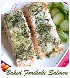 Furikake Salmon - ILoveHawaiianFoodRecipes