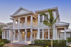 Luxurious Southern Plantation House - 66361WE | Florida, Plantation, Southern, Luxury, Photo Gallery, 1st Floor Master Suite, Butler Walk-in Pantry, Den-Office-Library-Study, Elevator, In-Law Suite, Loft, Corner Lot | Architectural Designs