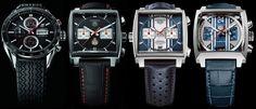 Tag Heuer Monaco Grand Prix Watches