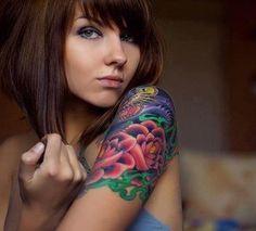 #Artes em forma de tatoo!