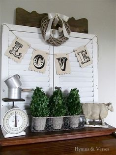 6 Great Ways to Recycle Old Shutters