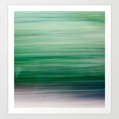 Blur Art Print by Dughugger - $18.00