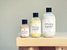 Organic Water Paint [mizucolor] | Complete list of the winners | Good Design Award