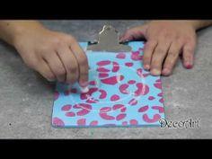 DecoArt® Painting 101: Clear Chalkboard Coating
