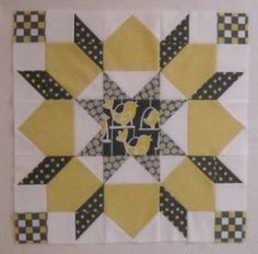 """Scrappy Nickel Swoon quilt block tutorial- smaller than the original (16"""" instead of 24""""), pieced/seamed together differently, and optimized for charm squares."""