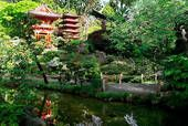 More Japanese Gardens - Golden Gate Park, San Francisco, CA