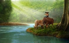 in the river side by budi 'ccline' on 500px
