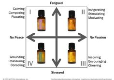 mood matrix, emotional well-being, serenity, citrus bliss, balance, elevation, happiness, stress