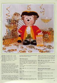 "Кукляндия: Журнал ""Ежи"" ( Knitted Hedgehogs by Jean Greenhowe) Knitting Dolls Free Patterns, Teddy Bear Knitting Pattern, Christmas Knitting Patterns, Doll Clothes Patterns, Knitting Stitches, Knitting Toys, Knitted Nurse Doll, Knitted Dolls Free, Crocheted Toys"