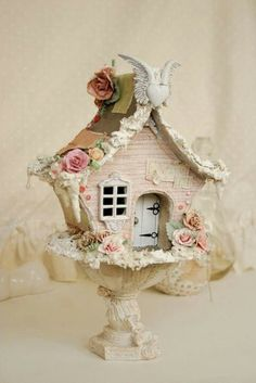 Pink fairy cottage?