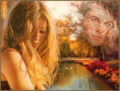 Poesía y Sueños: Te acuerdas amor..Dueto Geber Perez Ullín-Magda Ll...