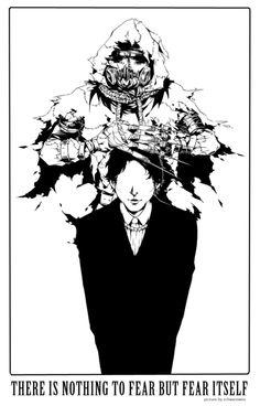 There is nothing to fear but fear itself Im Batman, Batman Arkham, Batman Stuff, Scarecrow Dc, Jonathan Crane, Nothing To Fear, Great Fear, Marvel Comics Art, Arkham Asylum