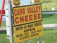carr valley cheese curds