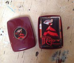 Vintage Jabon Maja Myrurgia soap in original box