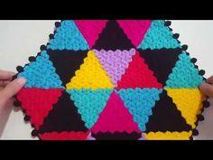 Sevgili bayanlar, sizlerle Kırkyama Lif Yapımını paylaşıyoruz, bu modeli görünce çok eskilere gittim, rahmetli anneannemin kırkyama diktiği örtüler vardı. Bu modeli ben çok beğendim... Crochet Cardigan, Crochet Hats, Weaving Patterns, Blanket, Youtube, Pillows, Stuff To Buy, Tricot, Bed Throws