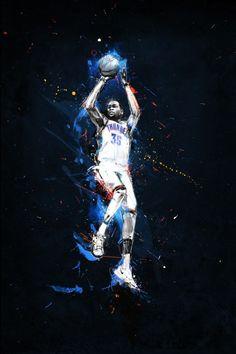 NBA All-Star Illustrations by Fatoe