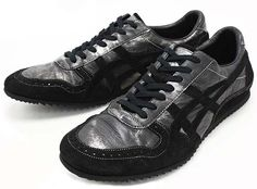 Onitsuka Tiger ULTIMATE TRAINER [NIPPON MADE BLACK COLLECTION] th9k0l-9090