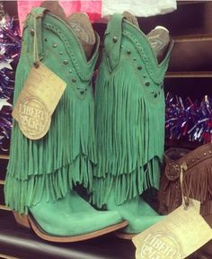 Turquoise fringe Liberty Black boots, liberty black, cowgirl boots, boots, rodeo boots, fringe boots, fringe bowgirl boots, frogstones, boutique, liberty black fringe boots, giddy up glamour, boutiques in texas, boutique in OK, boutiques of lake Houston,