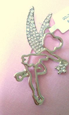 Tinkerbell brooch