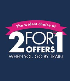2FOR1 days out in London
