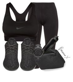 A fashion look from August 2015 featuring nike activewear, legging pants and adidas originals sneakers. Browse and shop related looks. Lazy Outfits, Sporty Outfits, Nike Outfits, Athletic Outfits, Swag Outfits, Athletic Wear, Fashion Outfits, Fashion Trends, Pastel Outfit