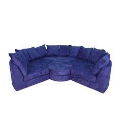 3 4 Circular Round Sofa 100