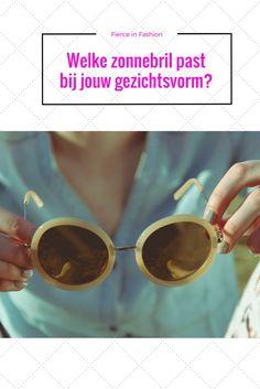 Ben jij op zoek naar de perfecte zonnebril voor jou? Ontdek je gezichtsvorm en…