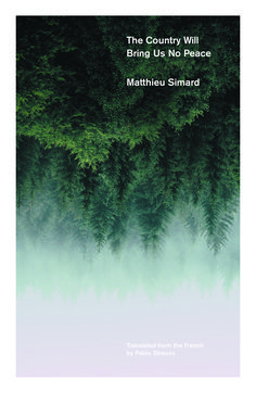 Five stars from Tony for Matthieu Simard's THE COUNTRY WILL BRING US NO PEACE, out soon from Influx Press. #horror #amreading In The Tree, About Uk, Bring It On, Peace, Country, City, Rural Area, Cities, Country Music