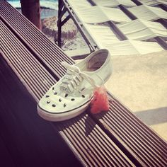 Real VANS Watermelon  Photo by Dimitri Hekimian • Instagram