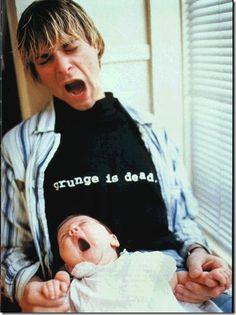 Kurt Cobain Bean Cobain