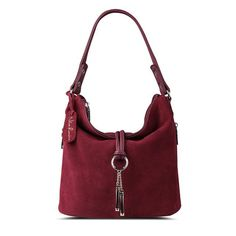 649820ff8cb3 Shop a great selection of Nico Louise Women Purse Suede Split Real Leather  Shoulder Bag Casual Crossbody Hobo handbag. Find new offer and Similar  products ...