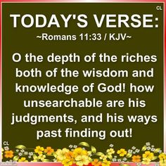 TODAY'S VERSE: Todays Verse, Philippians 4, King James, Gods Love, Bible Verses, Knowledge, Wisdom, Reading, Word Reading