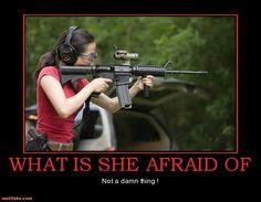Women against gun control By Any Means Necessary, Love Gun, Gun Rights, Gun Control, Guns And Ammo, Self Defense, Way Of Life, Girls Be Like, Outdoor Fun