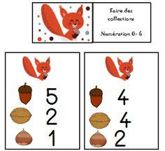 Maths Halloween, Fall Games, Math Activities For Kids, Montessori Math, Petite Section, Math Numbers, Autumn Theme, Land Art, Kids Education