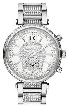 MICHAEL Michael Kors Michael Kors 'Sawyer' Bracelet Watch, 39mm available at #Nordstrom