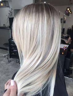 Blonde Balayage Hairstyle Ideas (9)