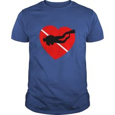 Love Diving T-Shirts, Hoodies. GET IT ==► https://www.sunfrog.com/Hobby/Love-Diving-Royal-Blue-Guys.html?id=41382