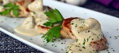Een zeer populair recept wat ook in vele restaurants verkrijgbaar is: de varkenshaas met gebakken champignons of een heerlijke champignon roomsaus..........