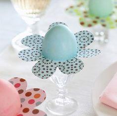 paasbloem voor ei