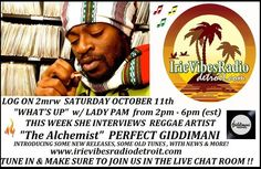 Mad hatter Promotions presents the Alchemist in interview .. Don't miss it. #magneticenergy1