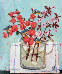 VANESSA COOPER -  First Day of Spring (SOLD) via  Josie Eastwood Fine Art