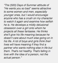 500 days of summer attitude