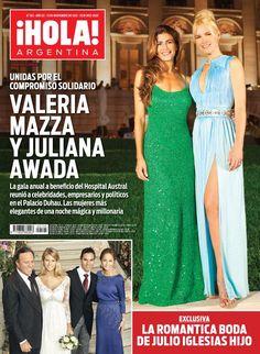 juliana awada vestido verde - Buscar con Google