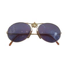 1980s Christian Dior Sunglasses