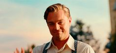 Leonardo DiCaprio The Great Gatsby, Jay Gatsby You're worth the whole damn bunch put together Leonardo Dicaprio, Jay Gatsby, Movie Gifs, Living Under A Rock, King Of The World, The Mentalist, Full Throttle, The Monkees, The Great Gatsby