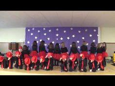 Festival Navidad Infantil 4 Años B - Estrella de Navidad - YouTube
