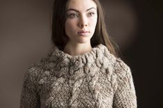 Ravelry: Twelve Cables Pullover by Ashley Rao