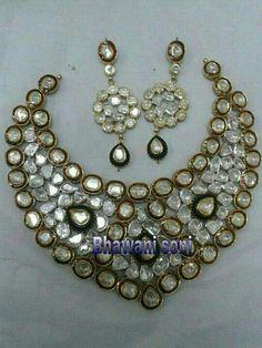 kundan juwellery