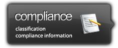 Classification compliance information